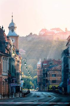 15 Best Places to Visit in Romania - The Crazy Tourist Oh The Places You'll Go, Cool Places To Visit, Places To Travel, Travel Around The World, Around The Worlds, Brasov Romania, Romania Travel, Destination Voyage, Roman Holiday