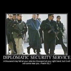 United States Department of State Diplomatic Security Service (DSS)
