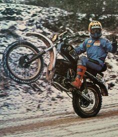 Larry Roeseler 390 WR 1978