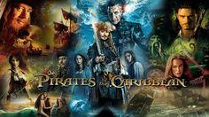 Pirates of the Caribbean 1-5 Series Wallpaper by The-Dark-Mamba-995 on @DeviantArt