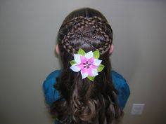 Wedding hair? Maybe!