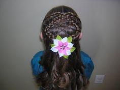 Wedding hair? Maybe!