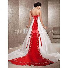 [USD $ 249.99] YULIYA - Kleid für die Braut