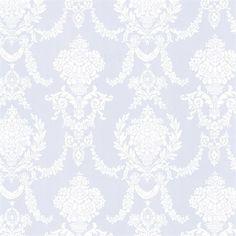Sophia Blue Damask