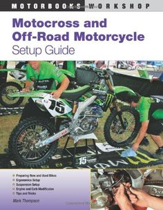 Motocross and Off-Road Motorcycle Setup Guide (Motorbooks Workshop) $16.49