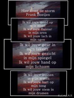 Uit: hier komt de storm Frank Boeijen