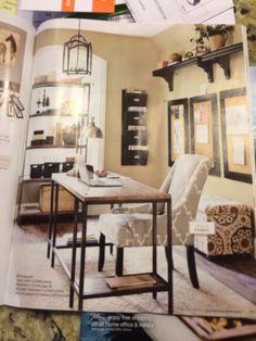 Durham Collection from Ballard Designs. Love this room layout!