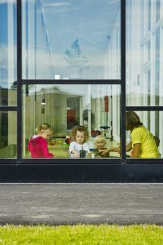 Bernts Have Daycare Center / Henning Larsen Architects Bernts Have Daycare Center - Henning Larsen Architects – ArchDaily