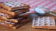 Holandské vafle Toast, Food And Drink, Favorite Recipes, Breakfast, Ds, Fine Dining, Food, Breakfast Cafe, Morning Breakfast