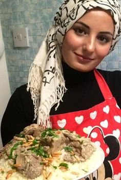 This is the first in our Recipes for Peace series, where each week we feature an inspiring dish to celebrate the varied – and tasty – ways in which food can play a role in building peace. Middle East Food, Middle Eastern Dishes, Middle Eastern Recipes, Lamb Recipes, Cooking Recipes, Healthy Recipes, Dinner Recipes, Chicken Recipes, Jordanian Food