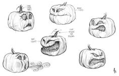 """http://andybialk.blogspot.hk  Dreamworks """"Monsters vs. Aliens Halloween Special: Mutant Pumpkins From Outer Space"""""""