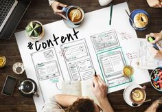 Content Marketing Plan: List of important components.