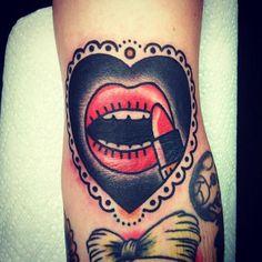Makeup-Tattoo-Applying-Lipstick (Copy)