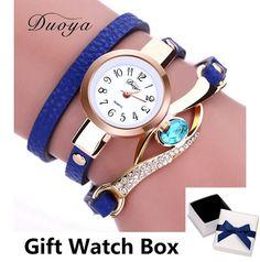 Gemstone Luxury Watch