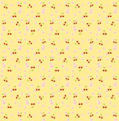 """free printable """"cherries and cherry blossoms"""" scrapbooking and wrapping papers – ausdruckbares Scrapbooking und Geschenkpapier mit Kirschen und Kirschblüten – Freebies   MeinLilaPark – digital freebies"""