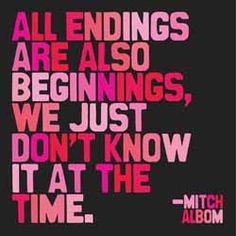 end and begin