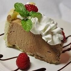 """Chocolate Mousse Cake III 