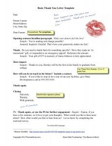 a free thank you letter template you can swipe from pamela grow pamelagrow on twitter fundraising pinterest letter templates template and - Sample Planned Giving Letters