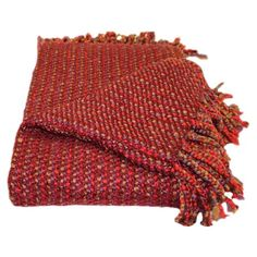 I pinned this Tali Throw in Red from the Hot Hues event at Joss and Main!