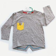 INDIKIDUAL AW14 / MOONCAKE pocket top