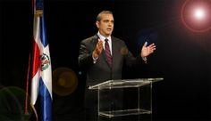 Luis Abinader dice ha llegado la hora de la unidad nacional; no a la indiferencia