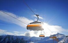 Skifahren in Leogang :)))