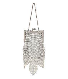 Whiting and Davis Newport Vintage Inspired Mesh Bag #Dillards