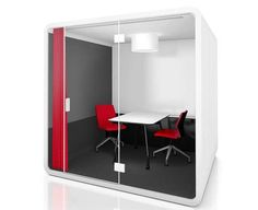 Office meeting pods
