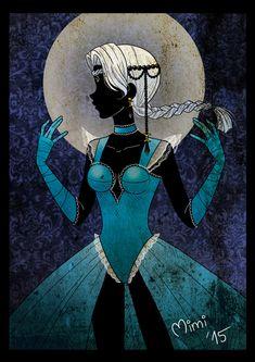 .princess berthier by mimiclothing.deviantart.com on @DeviantArt (Sailor Moon)