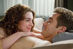 """Jake Gyllenhaal and Anne Hathaway """"Love & Other Drugs"""""""
