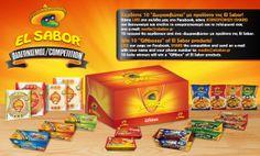 Κερδίστε 10 «ΔΩΡΟΚΙΒΩΤΙΑ» με προϊόντα της El Sabor! / Win 10 «GIFTBOXES» of El Sabor products! - El Sabor