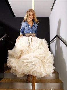 Jeans & Lace---wedding dress, wedding gown, bridal dress at shopsimple.com