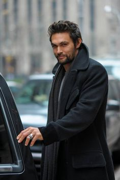 Jason Momoa - Long hair, short hair, no hair - doesn't matter, he is fine anyway.