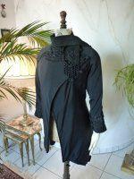 10 antique Worth jacket 1908