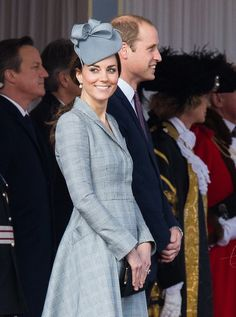 """Kate Says She's Glad to Be """"Out of the House"""" After Battling Severe Morning Sickness"""