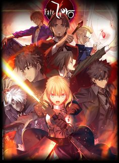 Even if you haven't seen Fate/Stay Night, you shouldn't miss out on Fate/Zero Fate Zero, Fate Stay Night, Die Simpsons, Zero Wallpaper, Super Anime, Haruhi Suzumiya, Anime Watch, Matou, Fate Anime Series
