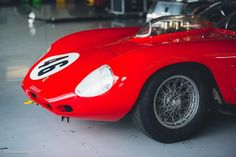 Is The Ferrari 246 S Dino Really A Forgotten Underdog? •  Petrolicious