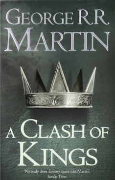 A Clash of Kings (Reissue) (A Song of Ice and Fire, Book 2) by George R. R. Martin http://www.amazon.co.uk/dp/0007447833/ref=cm_sw_r_pi_dp_GdZsvb0GPGNHE
