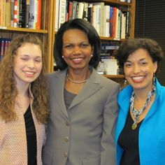"Condoleezza Rice, featured in ""How Great Women Lead"""