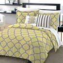 One Home Tribeca Comforter Set - at Kohl's for the girls?