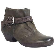 Miz Mooz Women's Egan Ankle Boot