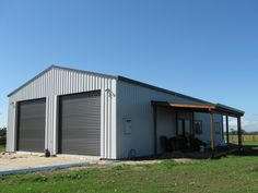 rustic farm sheds