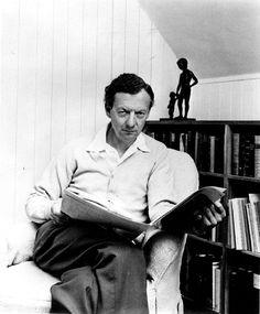 British composer Benjamin Britten, (1913-1976). (Image: Wikimedia) #music #composers