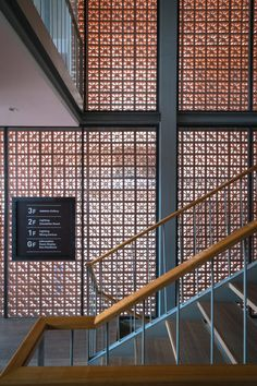 Vo Trong Nghia creates perforated brick gallery and showroom in Vietnam