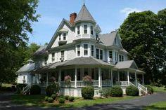 King's Victorian Inn Bed and Breakfast, Hot Springs, Virginia