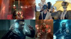 Holographic UI – Swedish House Mafia & Absolute (Greyhound) via hudsandguis.com