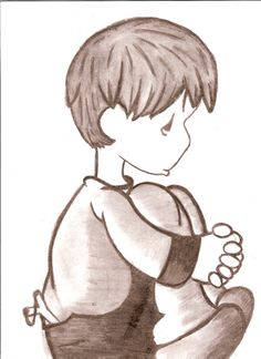 O menino by LethiSteyer.deviantart.com on @deviantART