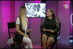 Entrevista A La Actriz Y Cantante Rosa Aurora En «Tras El Escenario»