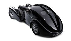 「The Art of the Automobile」 Bugatti 57 SC Atlantic Coupé