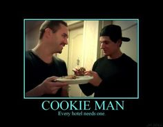 Cookie man... this is one of my favorite vlogs